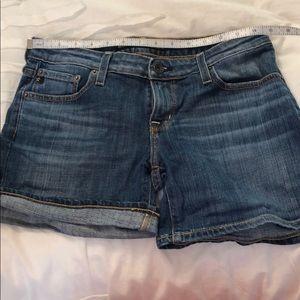 Big Star 1974 Remy denim shorts